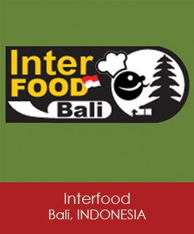 Interfood Bali, Indonesia