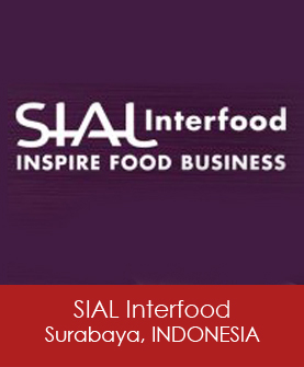 SIAL Interfood Surabaya, Indonesia